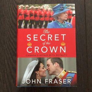 NWOT The Secret of The Crown - John Frasier